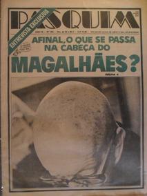 Pasquim Nº 453! Entrevista Magalhães Pinto!