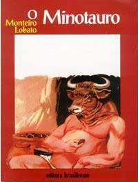 O Minotauro Monteiro Lobato ( Viagem Grécia )