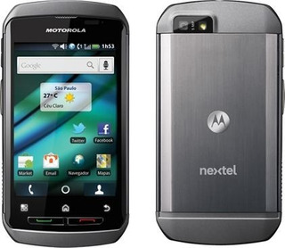 Nextel I940 -android 2.1, Câm. 5.0 Mp