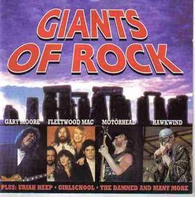 Giants Of Rock - Gary Moore Motorhead