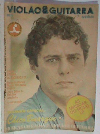 Revista - Violão E Guitarra - Nº 71 (usada)
