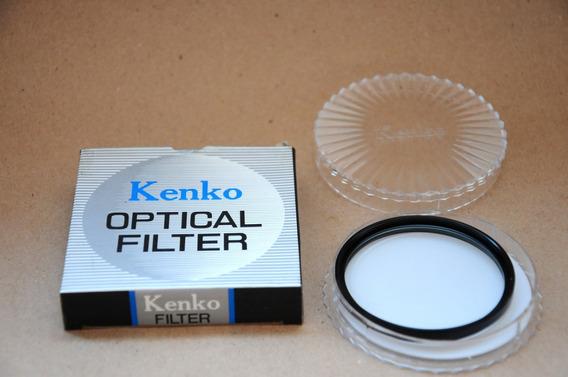 Filtro Kenko Snow Cross 62mm - Novo Na Caixa