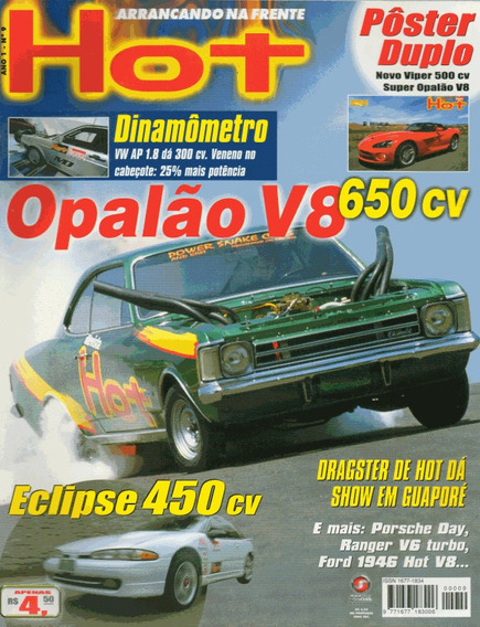 Hot Nº9 Opala V8 Eclipse Ranger V6 Turbo Ford 1946 Vw Ap 1.8