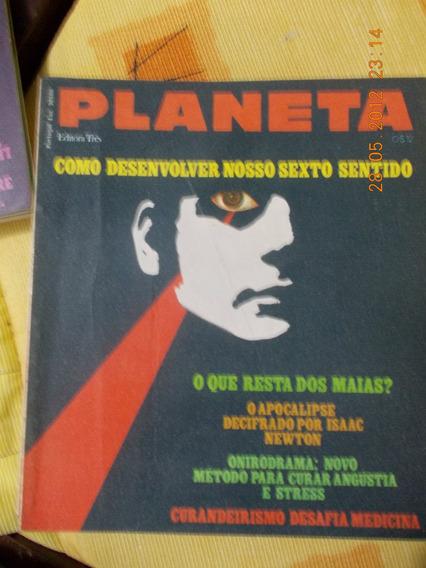 Planeta - Janeiro 1976 Como Desenvolver Nosso Sexto Sentido
