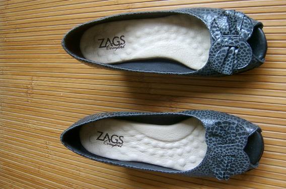 Sapato Feminino Linha Comfort - Usado Uma Vez- Número 36