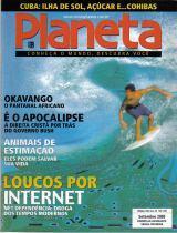 Planeta 396 * Set/05 * Loucos Por Internet