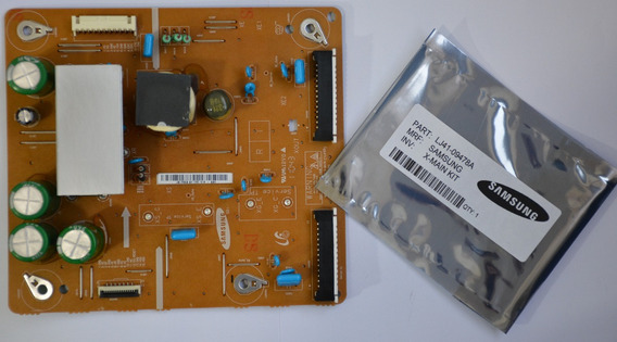 Z-sus X-main Lj41-09478a Lj92-01796a Kit Reparo Original