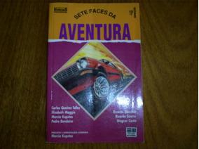 Livro De Literatura Sete Faces Da Aventura - 10ª Edição