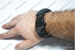 Bracelete De Corda, Sobrevivência. Resiste A 220kg