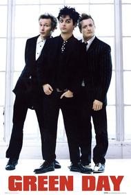 Poster Banda Grupo Green Day Importado 1