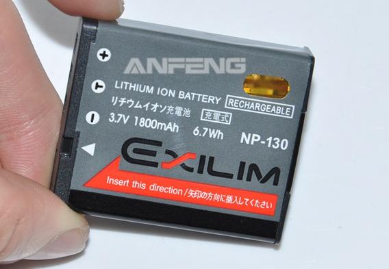 Bateria Lithium Original Casio Np-130