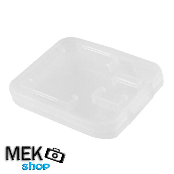 Case Cartão Sd E Micro Sd - Kit C/ 8 Peças