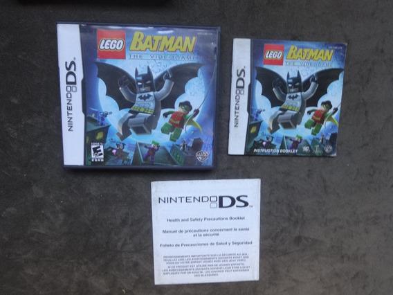 Lego Batman The Videogame- Ds - Completo,confira