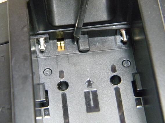 Gabinete Da Bateria Com Contato Sony Hd1000