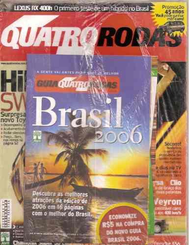 Revista Quatro Rodas - Hilux Svv4