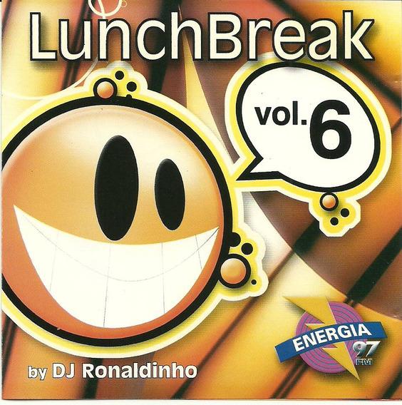 Lunch Break Vol. 6 - Dj Ronaldinho - Magic Box Diamond Sense