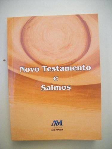 * Livro Novo Testamento E Salmos 2008