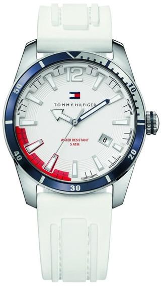 Relógio De Luxo Tommy Hilfiguer Th1790780 Chronograph