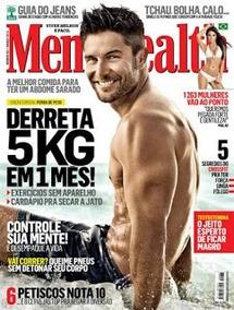 Revista Mens Health Ano 7 N 11 Derreta 5 Kg Em Um Mes 2013