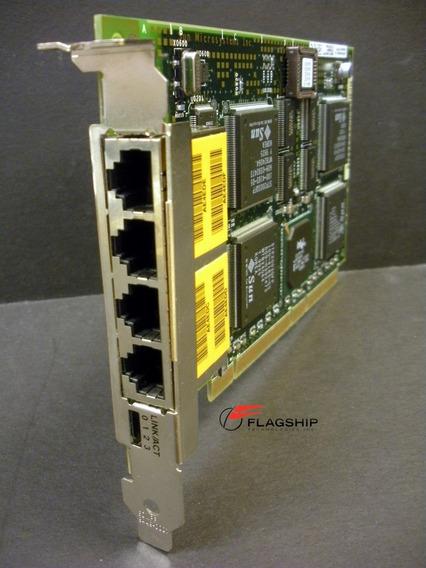 Placa Sun De Rede Pci Quad Fast Ethernet - 501-5406