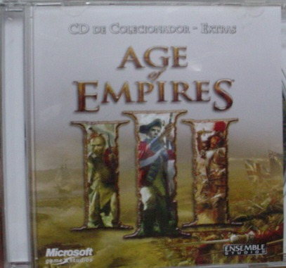 Cd De Colecionador : Age Of Empires - B114