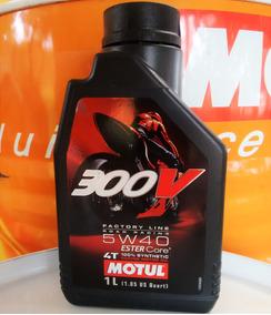 Motul 300v 5w40(frete Gratis A Partir 2lt)bmw S1000,675,gs