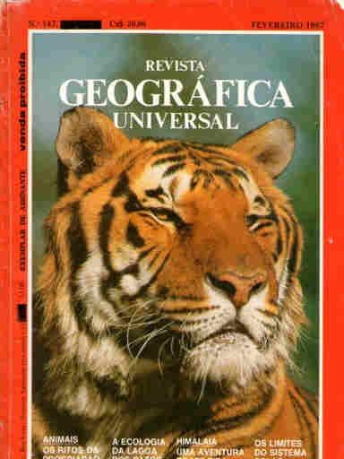 Geográfica Universal 147 * Fev/87