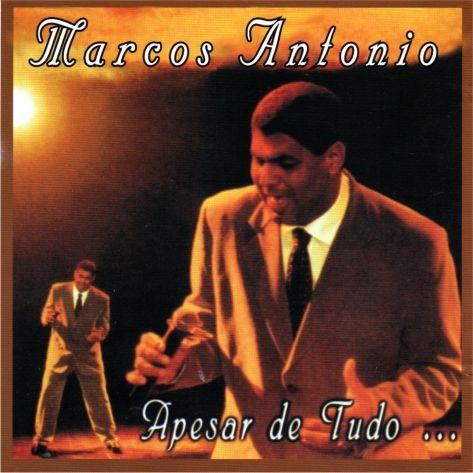 Marcos Antônio - Cd Apesar De Tudo Com Playback