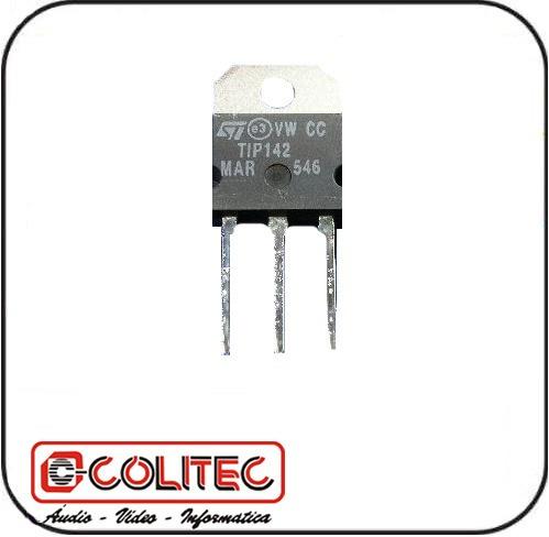 Transistor Tip 142 Grande