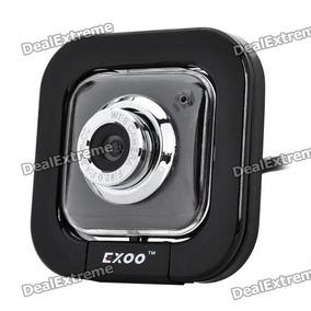 Webcam C/ Microphone - Exoo - 5.0mp Pc/note Usb