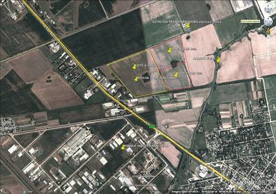 Alvear Industrial 2 Lotes 250.000m2 25 Hectareas En Total