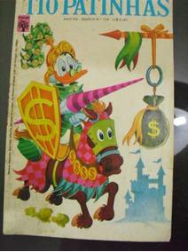 Raridade Gibi - Tio Patinhas - Mar De 1976 - Nº 126