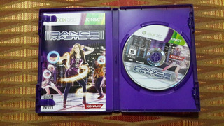 Dance Masters Kinect - Dance Dance Revolution Xbox 360
