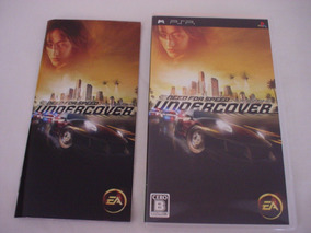 Sony Psp : Need For Speed Undecover Japan Completo