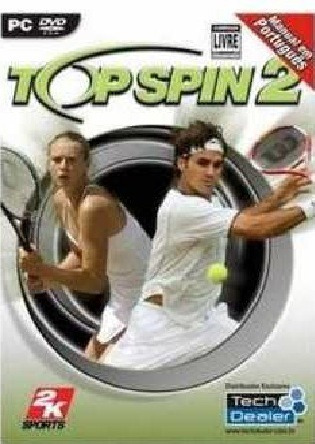 Game Pc Top Spin 2