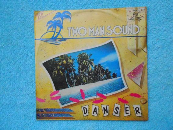 Lp Dulpos Two Man Sound P/1982- Dancer- Ecuatoriano