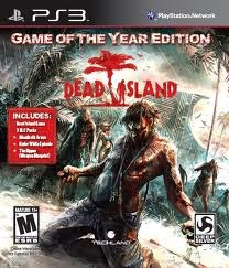 Jogo Dead Island Game Of The Year Edition Para Ps3