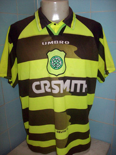 Camisa Do Celtic Da Escócia