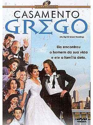 Dvd - Filme Casamento Grego
