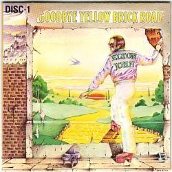 Cd - Elton John - Goodbye Yellow Brick Road