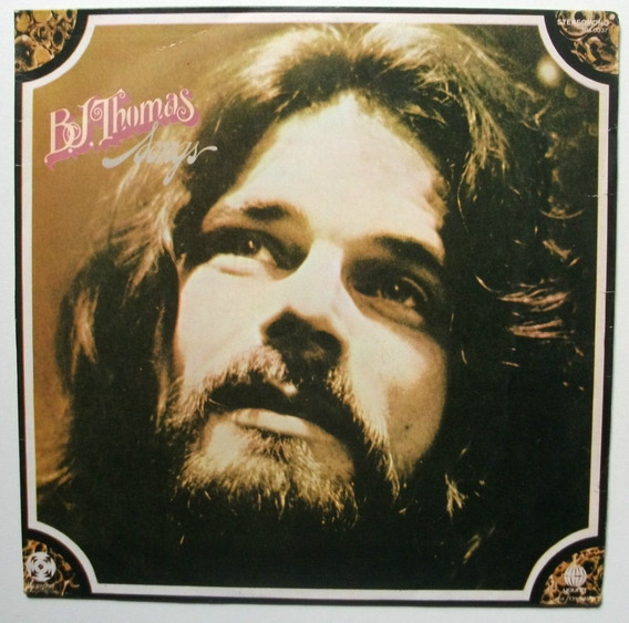 Lp B.j.thomas-songs-1973-bom Estado..