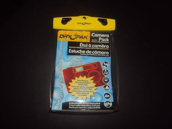 Dry Pak Estanque Protetor De Câmera Grande