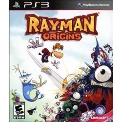 Jogo Maravilhoso Original Rayman Origins Da Ubisoft Para Ps3
