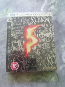 Resident Evil 5 Limited Edition + Dvd Making Of Degeneration