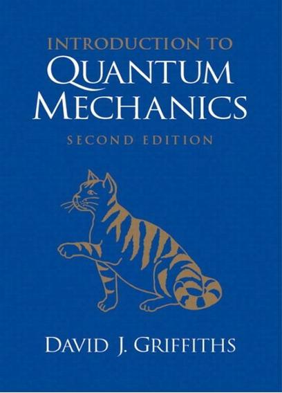 Livro Introdução À Mecânica Quântica Griffiths Frete Grátis