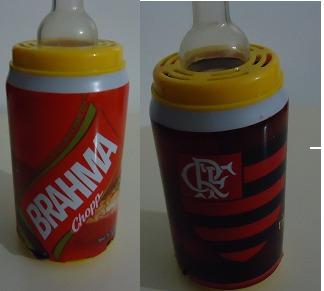 Cx Som Portátil Flamengo Ou Brahma Sd Fm Usb S\fio
