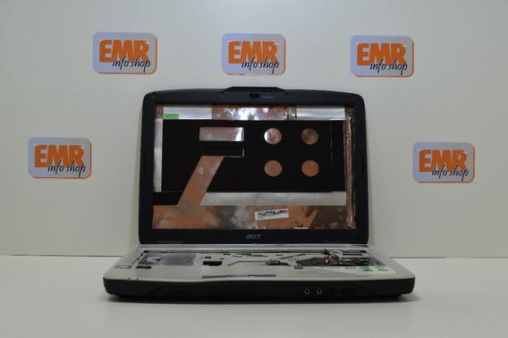 Carcaça Acer 4520-5074 Usada. Como Nova,c/touch E Dobradiças