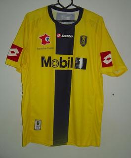 Camisa Futebol Sochaux França Lotto L ..