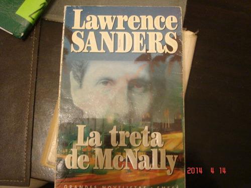 La Treta De Mcnally - Lawrence Sanders