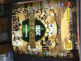 Album Campeonato Brasileiro 2010 Vazio